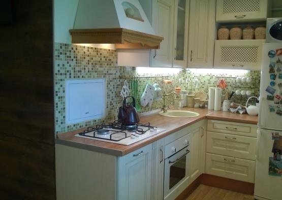 готовые кухни леруа мерлен фото