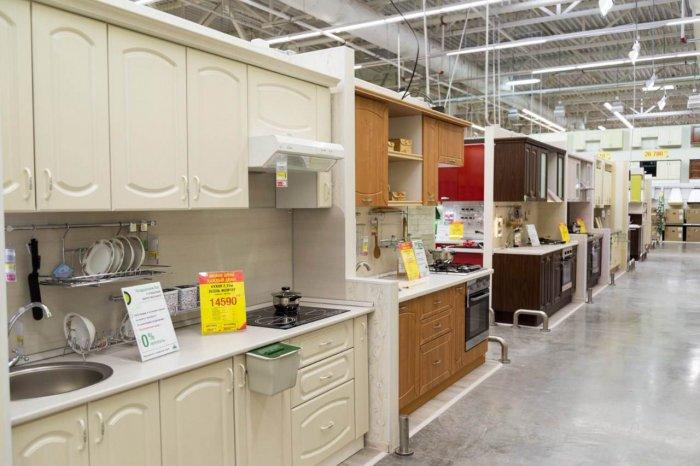 кухни леруа мерлен каталог