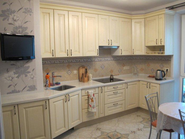 угловая кухня леруа мерлен фото