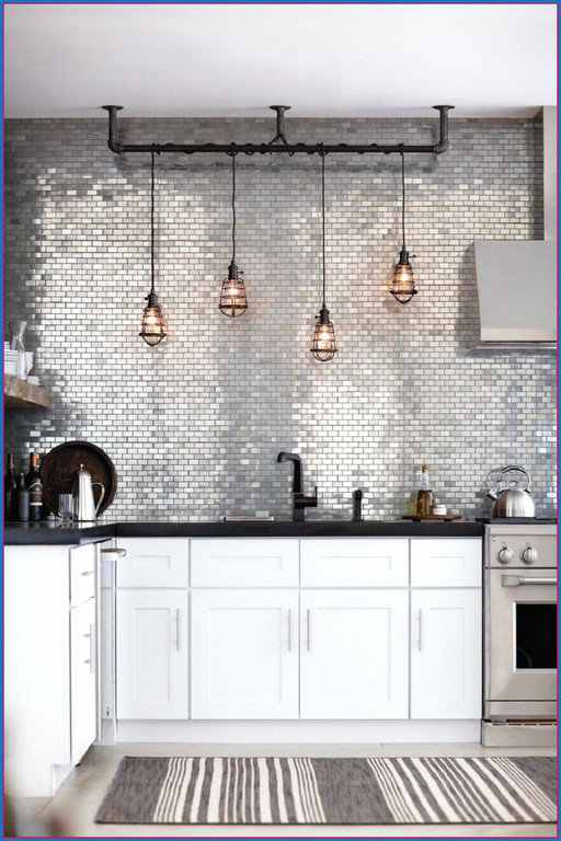 Фартуки для кухни мозаика фото готовых работ